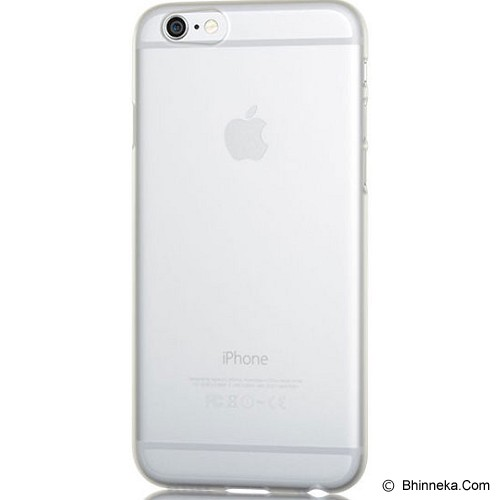 POWER SUPPORT Air Jacket for Apple iPhone 6 4.7 [PSPYC-80/UPYC-80] - Clear Matte - Casing Handphone / Case